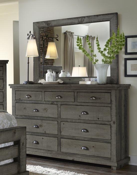 Progressive Furniture Bedroom Drawer Dresser