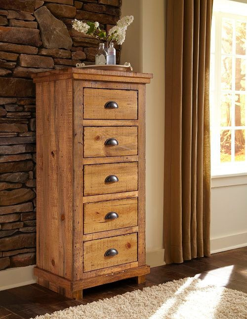 Progressive Furniture Lingerie Chest P608 13