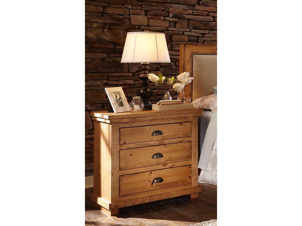 Progressive Furniture Bedroom Nightstand P608 43 Winner