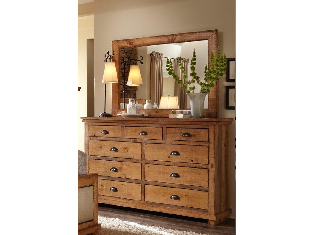 Progressive Furniture Bedroom Drawer Dresser P608 23 Winner Furniture Louisville Owensboro