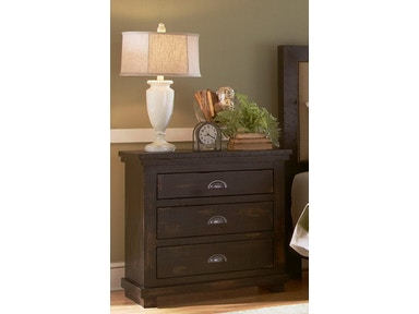 Progressive Furniture Nightstand P612-43