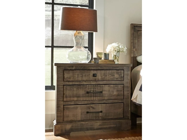 Progressive Furniture Bedroom Nightstand