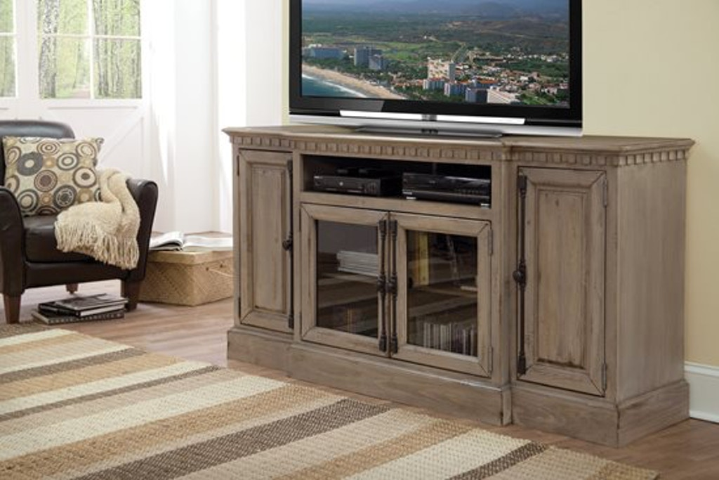 Progressive furniture home entertainment 68 inches console for Home theater furniture louisville ky