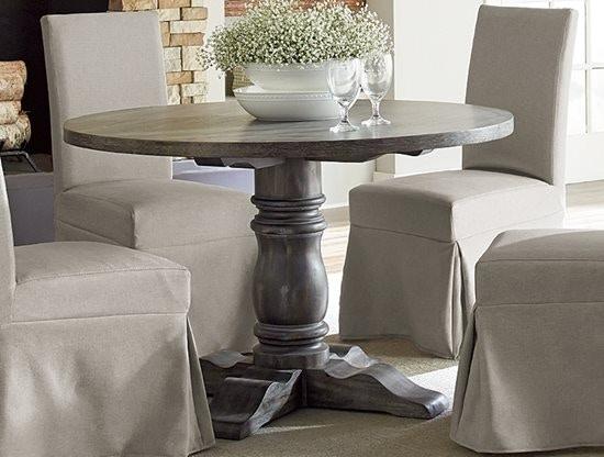 Progressive Furniture Dining Room Round Dining Base