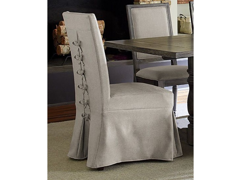 Progressive Furniture Dining Room Upholstered Parsons Chair W Cover 2 Per Carton P836 60 Love S
