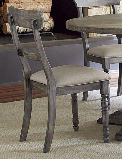 Progressive Furniture Ladderback Chair (2 Per Carton) P836 61