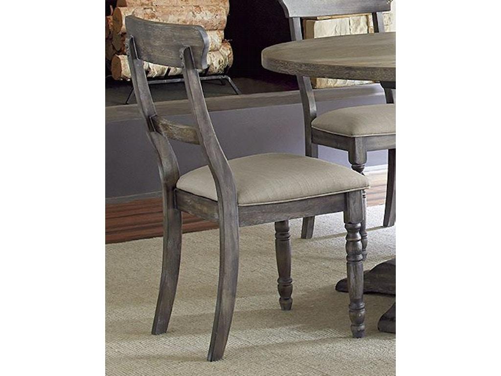 Progressive Furniture Dining Room Ladderback Chair 2 Per