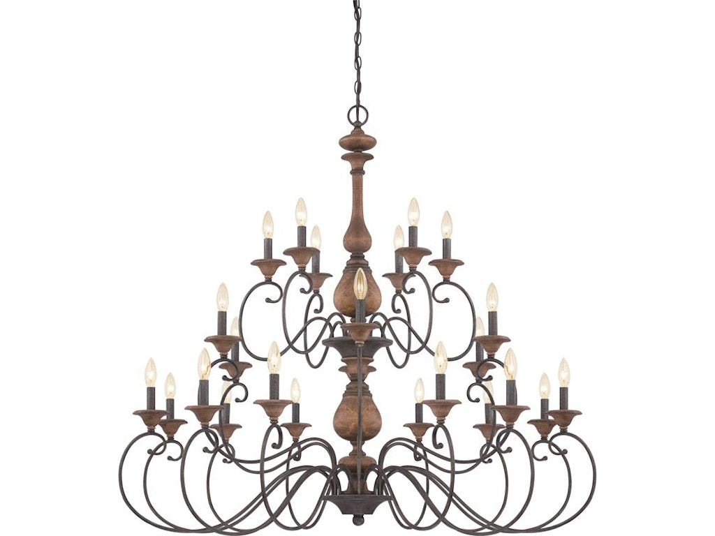 Quoizel Foyer Chandelier : Quoizel lamps and lighting foyer piece abn rk eastern