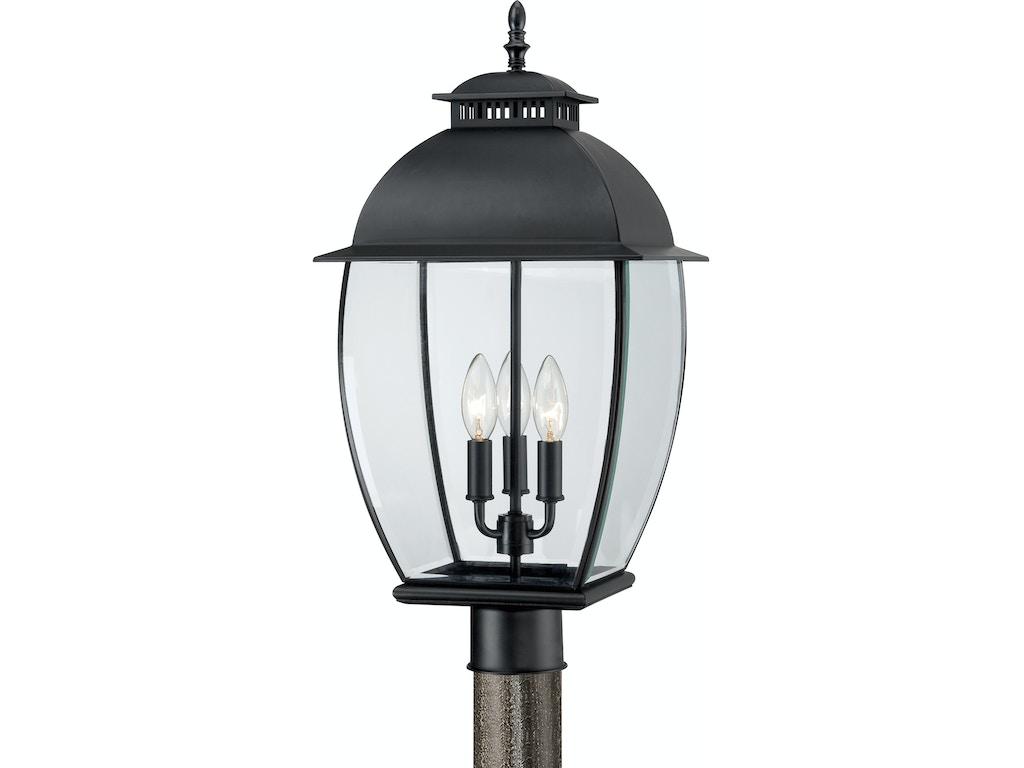 Quoizel OutdoorPatio Outdoor Lantern BAN9011K