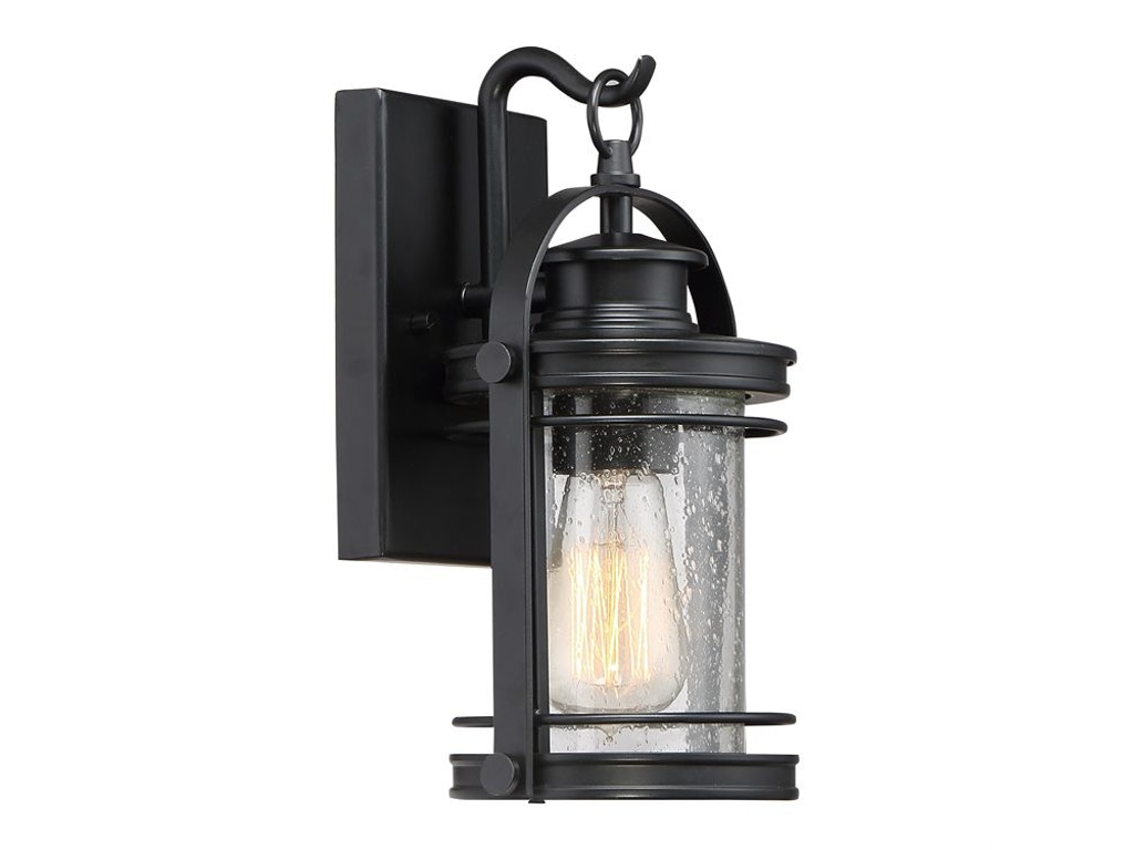 Quoizel Outdoor Patio Outdoor Lantern BKR8406K
