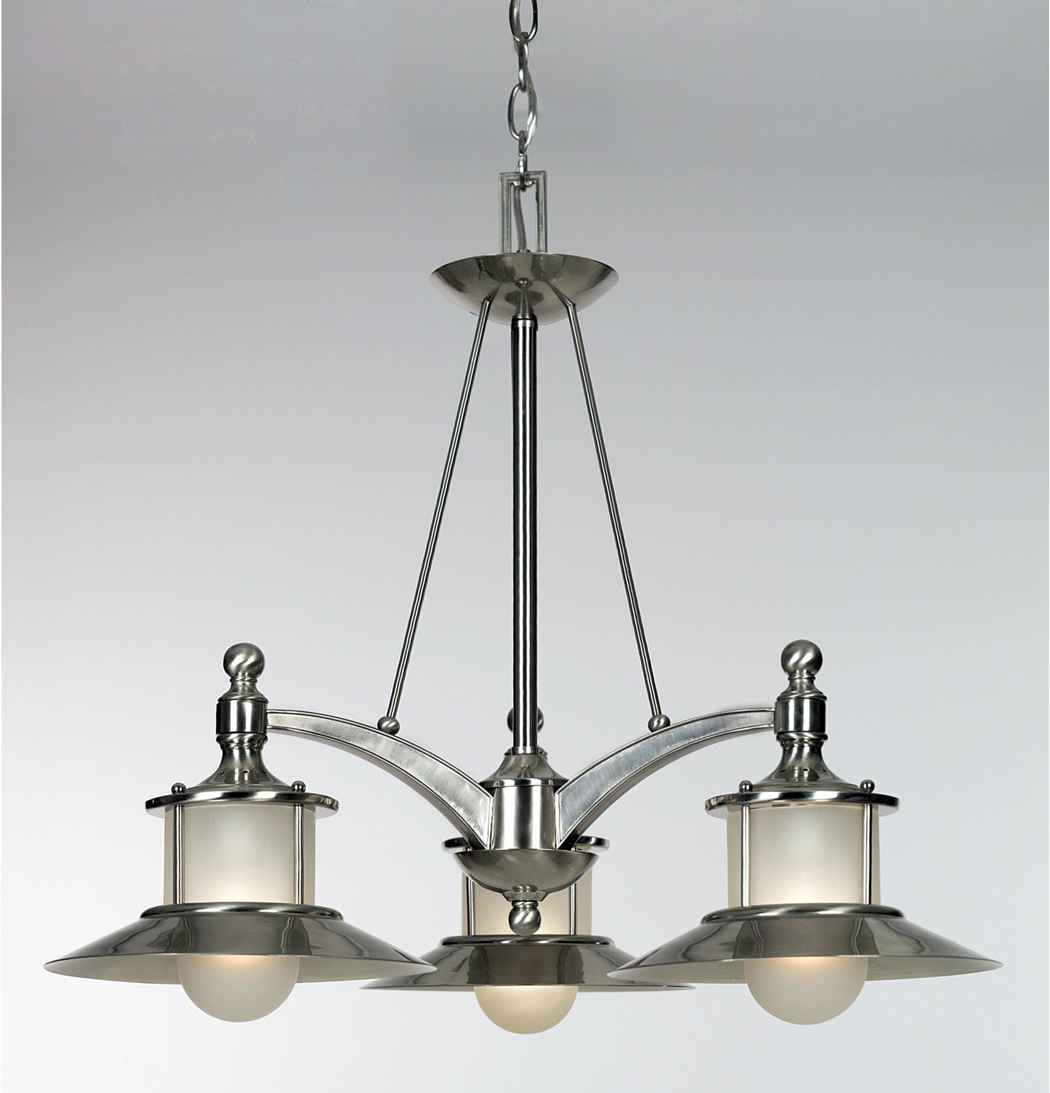 Quoizel Lamps And Lighting New England Dinette Chandelier