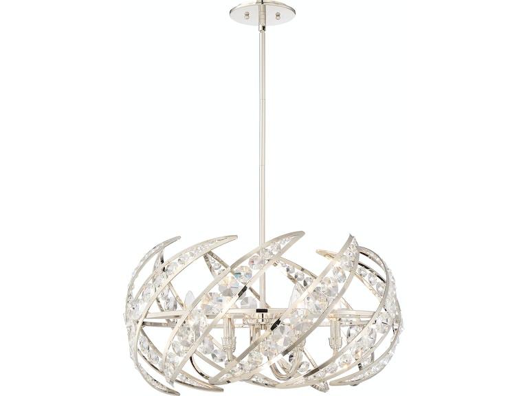 Quoizel Lamps and Lighting Pendant PCCN2824PK - Paul Schatz