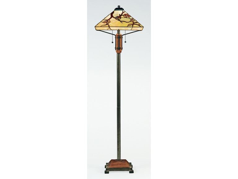 Quoizel lamps and lighting floor lamp tf9404m hickory furniture quoizel floor lamp tf9404m aloadofball Images