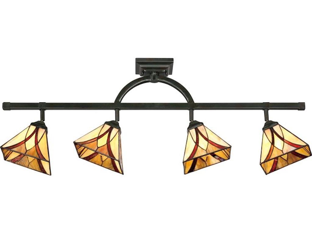 Quoizel Lamps And Lighting Asheville Track Light Tfas1404va