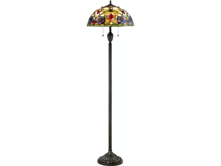 Quoizel lamps and lighting floor lamp tfvt9362vb hickory furniture quoizel floor lamp tfvt9362vb aloadofball Images