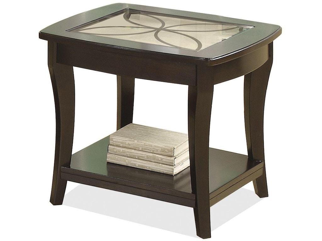 Riverside Side Table 284762 Talsma Furniture Hudsonville Holland Byron Center Grand