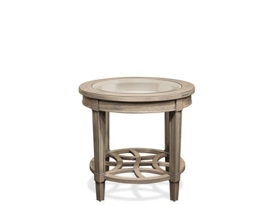 Riverside Round Side Table 15508