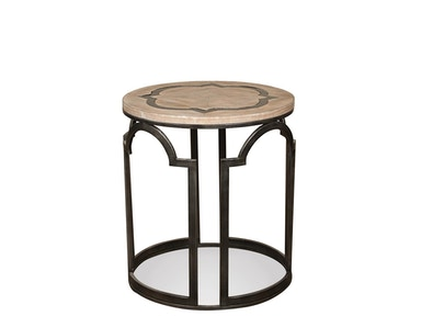 Riverside Round Side Table 20109