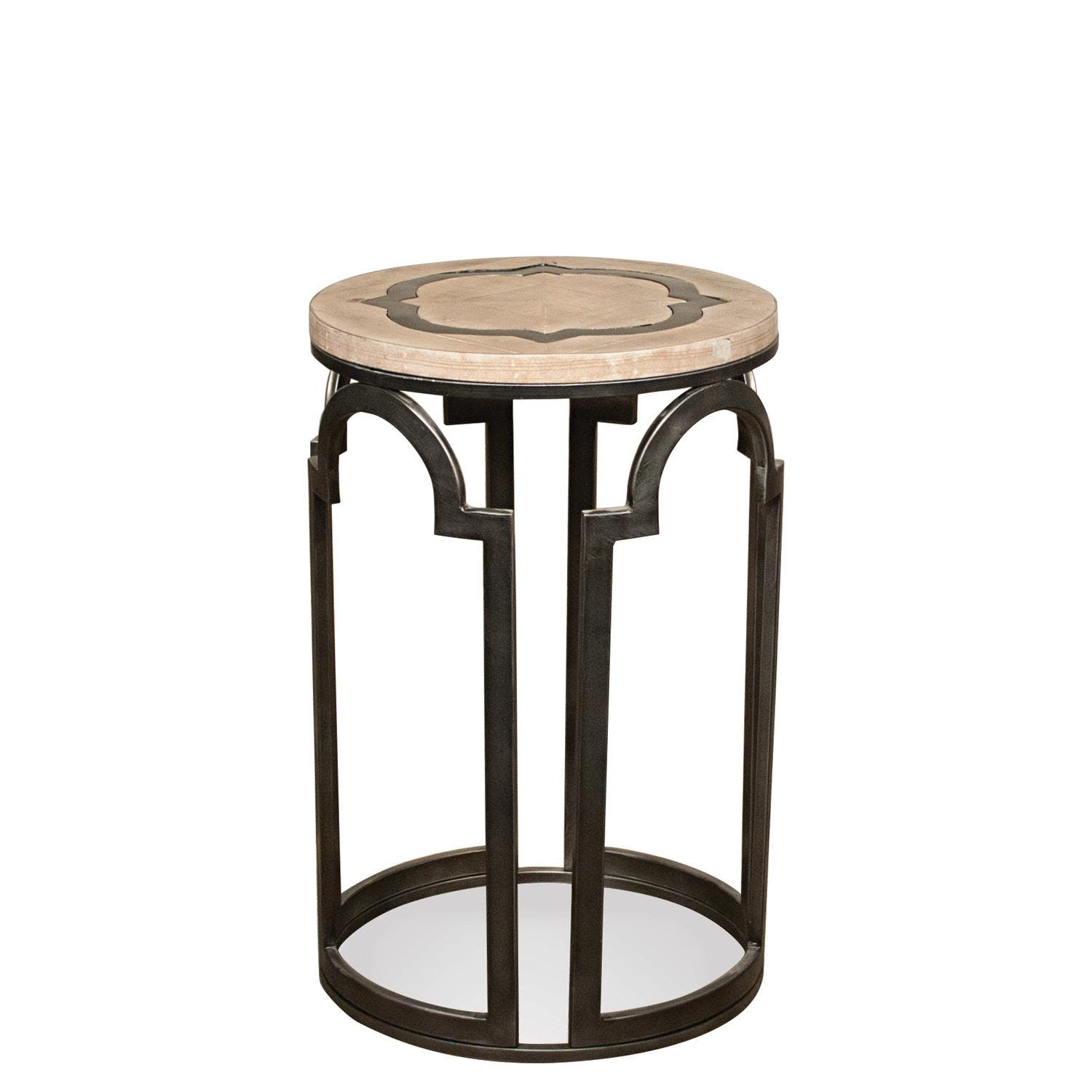 Picture of: Riverside Living Room Round Chairside Table 20112 Gavigan S Furniture Bel Air Catonsville