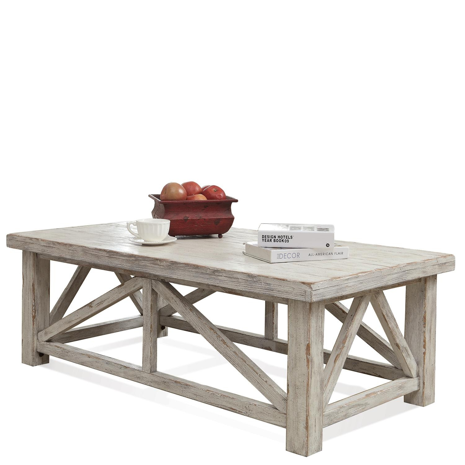 Riverside Coffee Table 21202