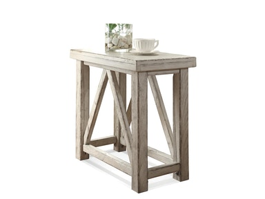 Riverside Chairside Table 21212
