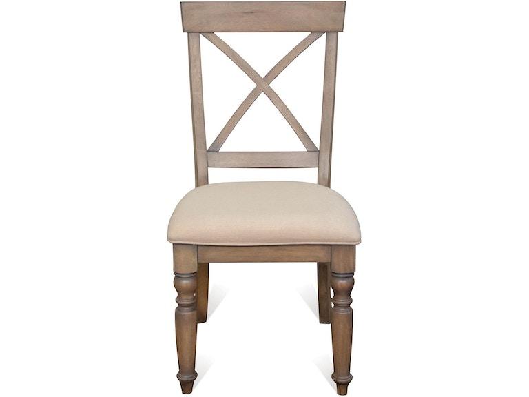 Riverside X-Back Side Chair 21358