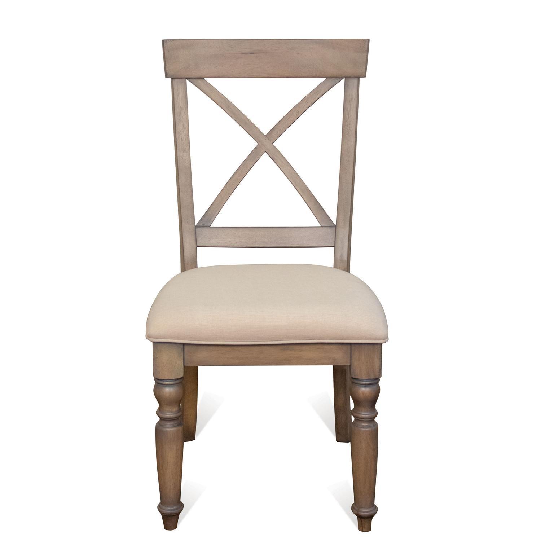 Riverside X Back Side Chair 21358