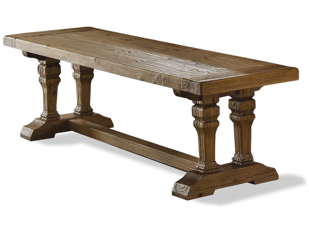 Riverside dining room dining bench 23653 wholesale for Wholesale furniture