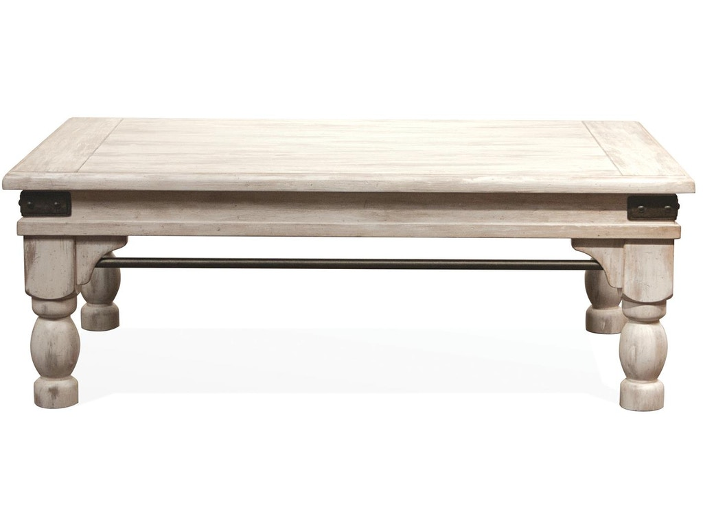 Coffee table rv27302 for Walter e smithe living room furniture