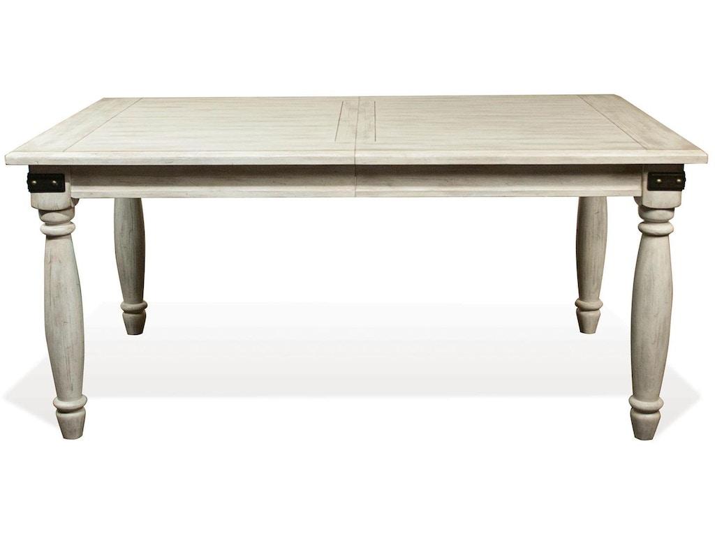 Rectangular dining table rv