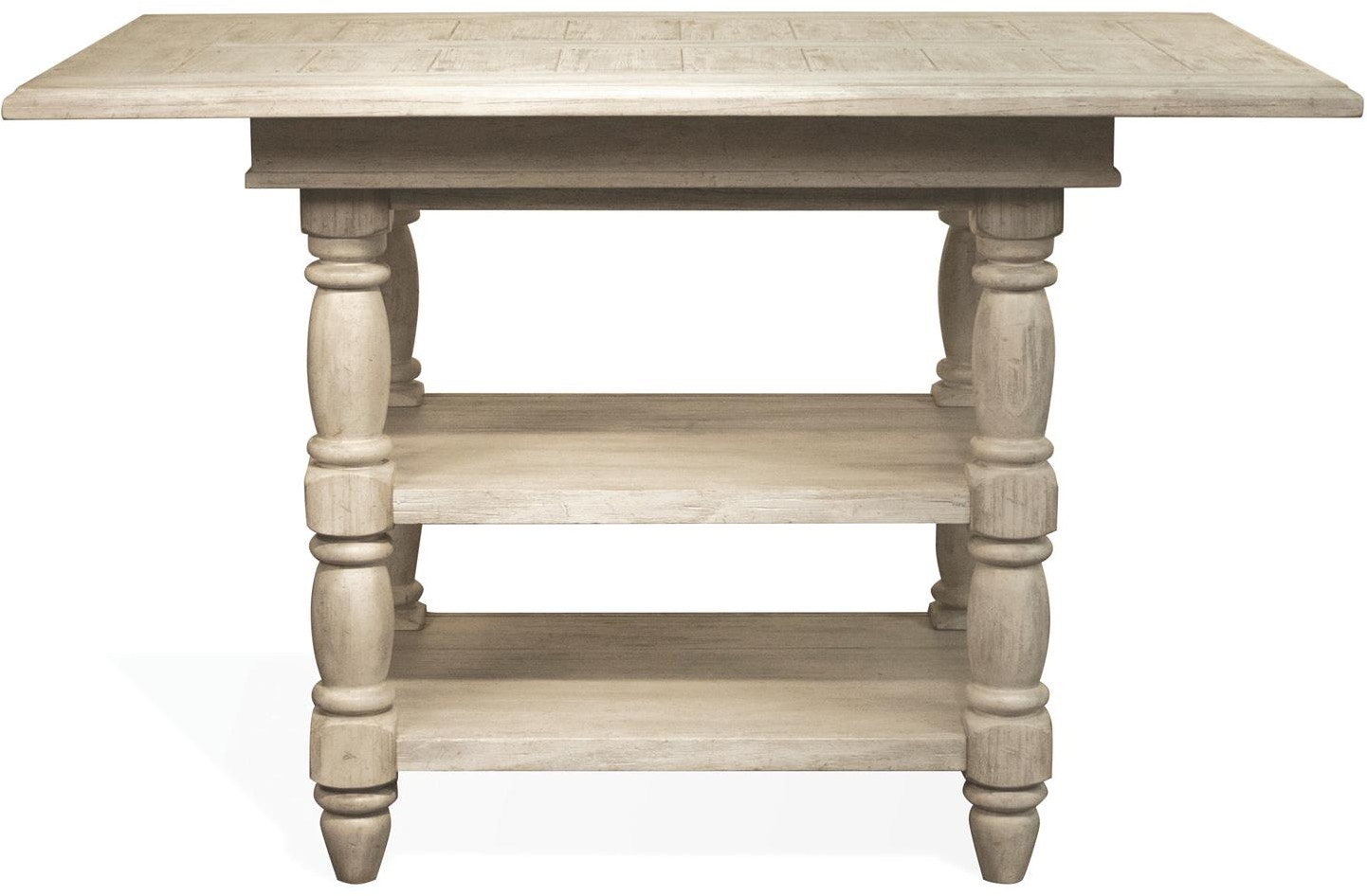 Riverside Bar And Game Room Counter Height Dining Table 27351