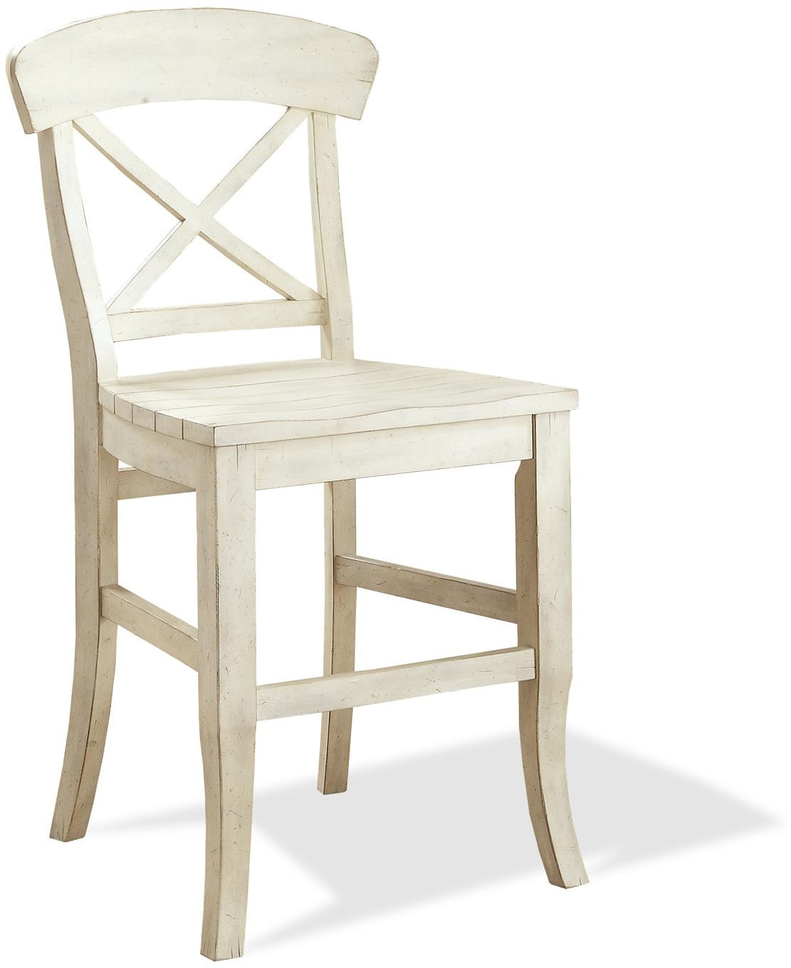Riverside Bar And Game Room X Back Counter Stool 27359