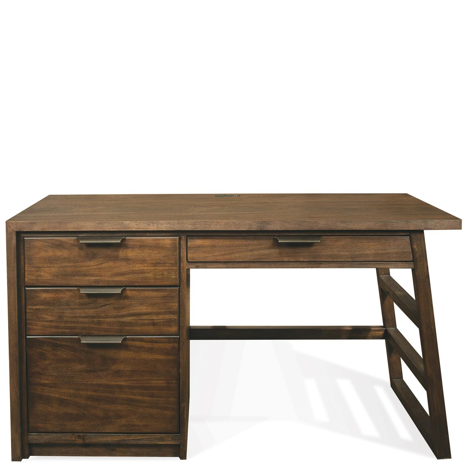 Riverside Single Pedestal Desk 28030