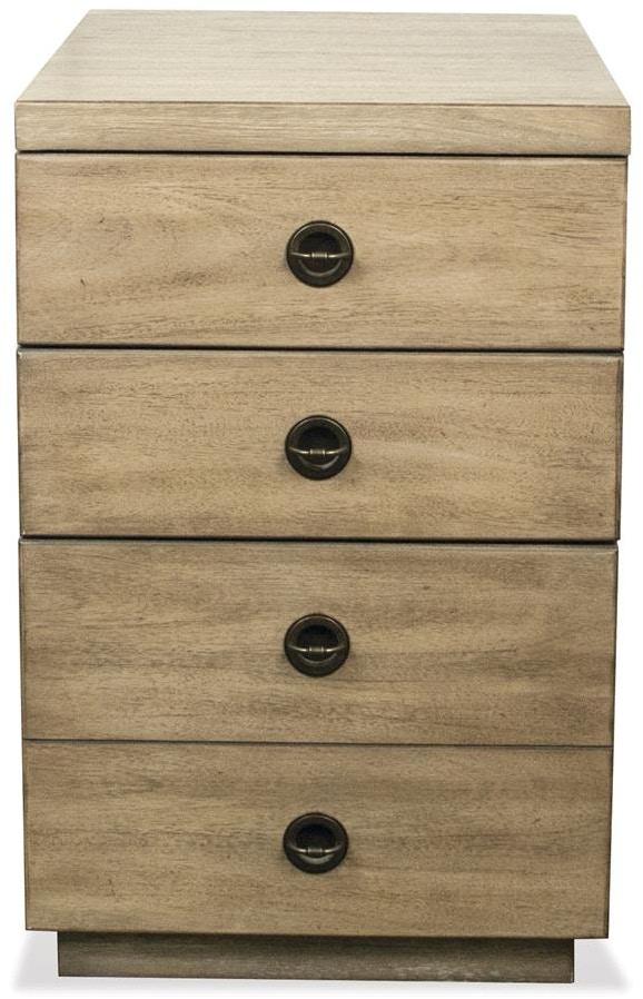 Riverside Home Office Mobile File Cabinet 28136 Seaside