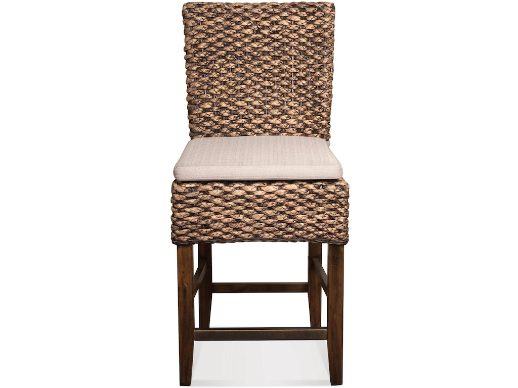 Prime Riverside Bar And Game Room Woven Counter Stool Rv36967 Walter E Smithe Furniture Design Ocoug Best Dining Table And Chair Ideas Images Ocougorg