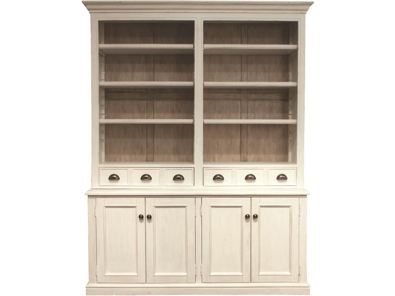 Riverside China Cabinet Hutch 44456