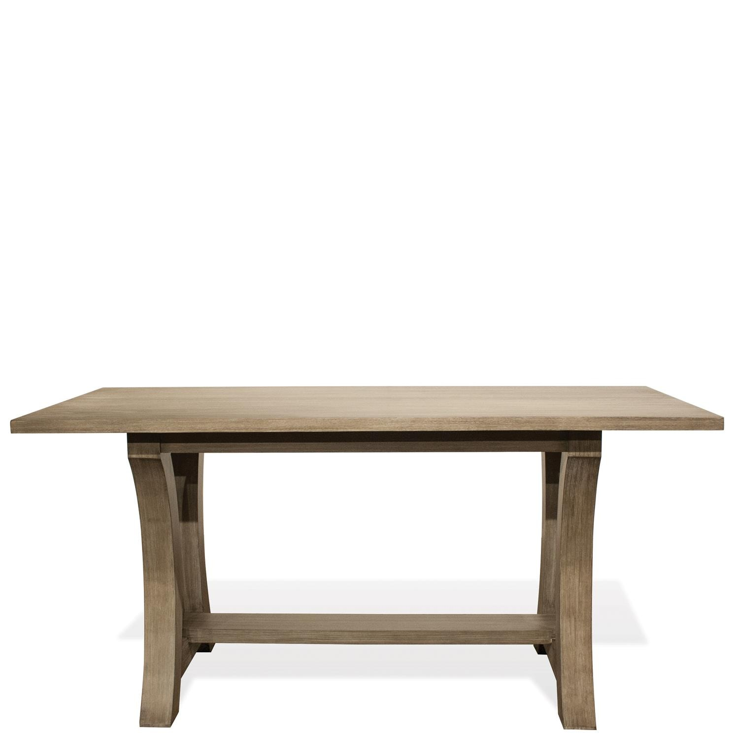 Riverside Bar And Game Room Counter Height Dining Table 50346