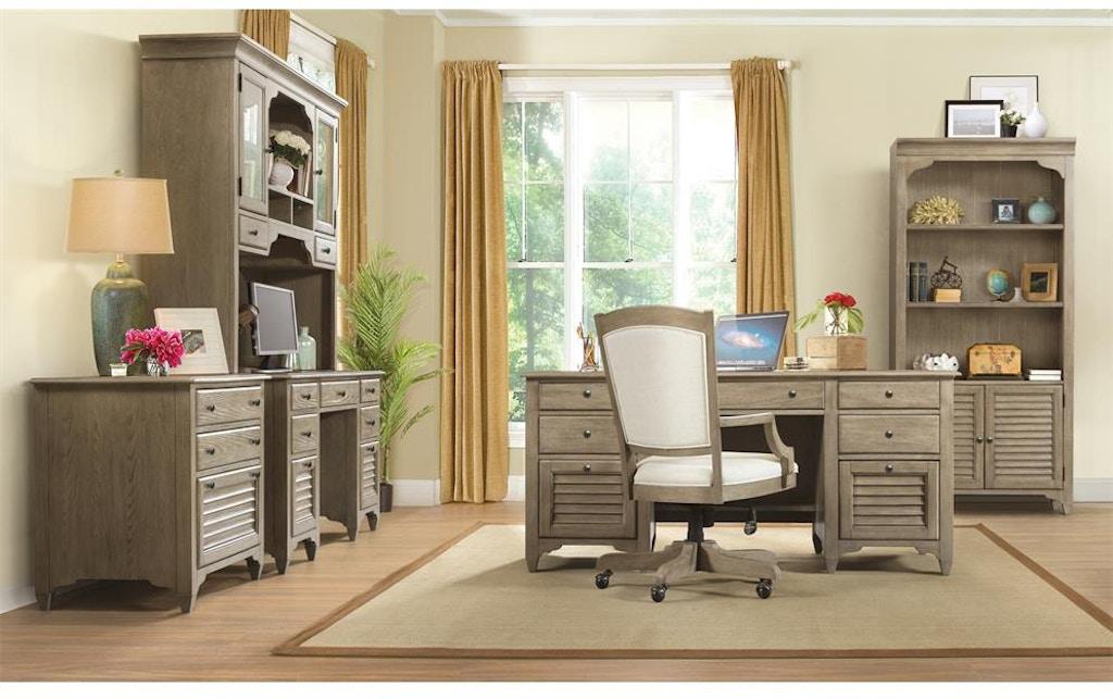 Riverside Home Office Upholstered Desk Chair 59428 ...