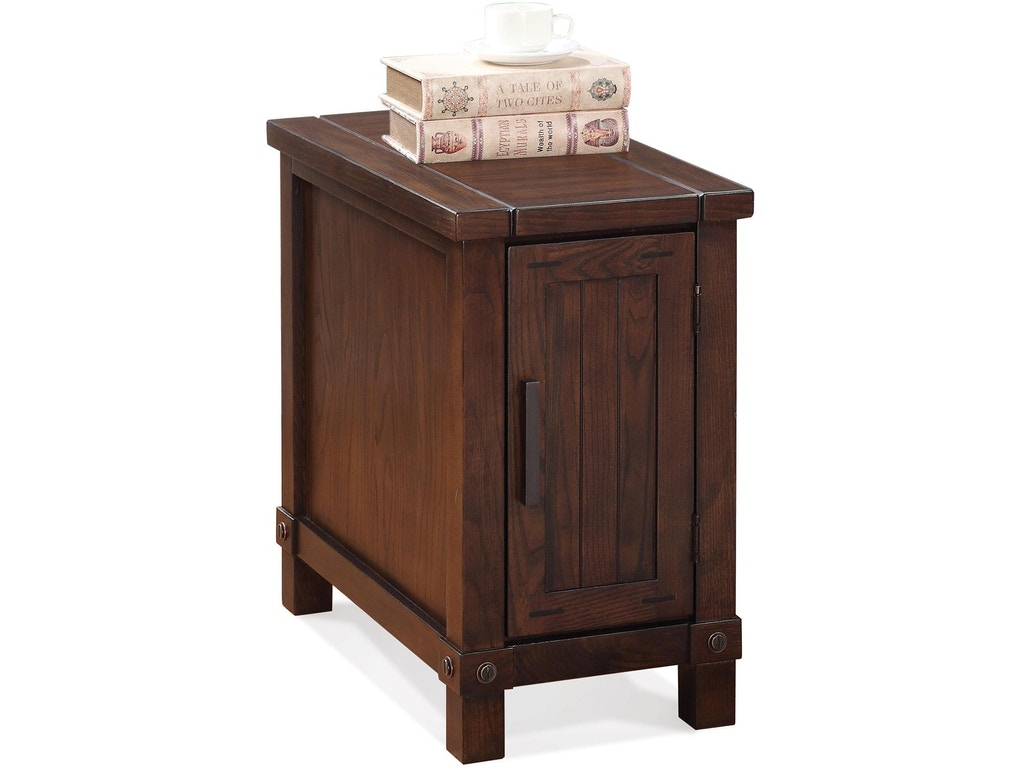 Riverside Living Room Chairside Chest 76513 Simply Discount Furniture Santa Clarita And