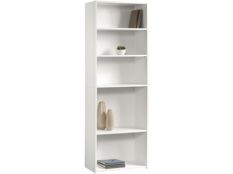 Sauder Home Office 5 Shelf Bookcase 415542 Crown Furniture Amp Electronics Oranjestad Aruba