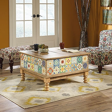 Sauder Lift Top Coffee Table 420124