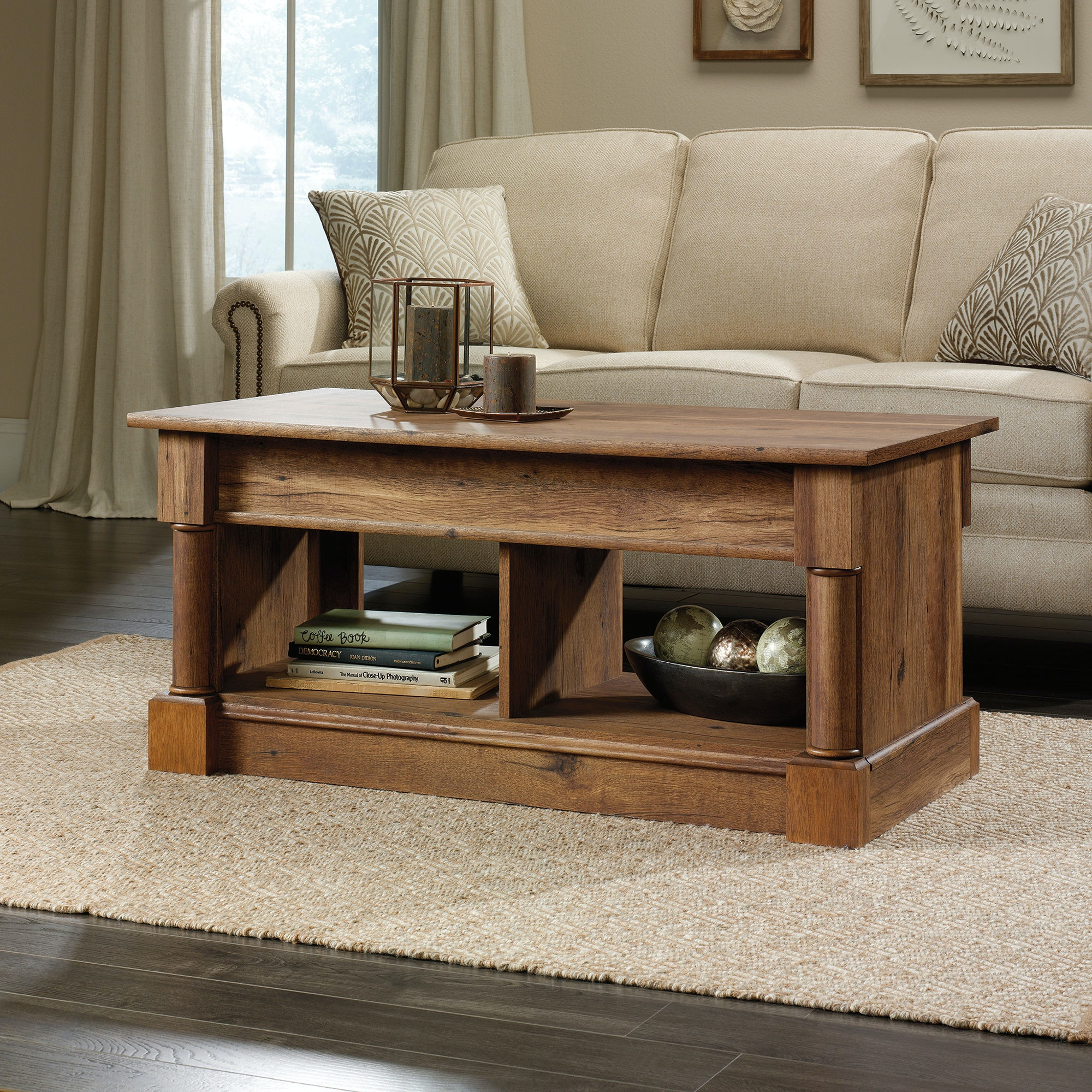 Sauder Lift Top Coffee Table 420716