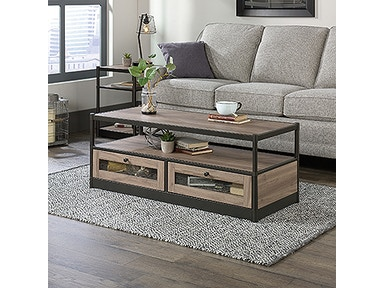 Sauder Living Room Coffee Table