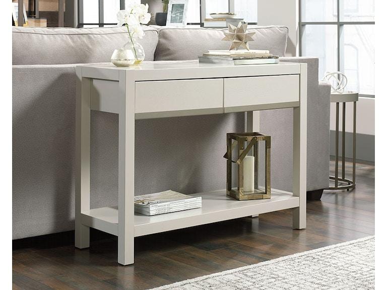Sauder Living Room Sofa Table 422372 Crown Furniture