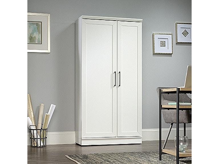 Sauder Living Room Storage Cabinet 422427 Crown Furniture