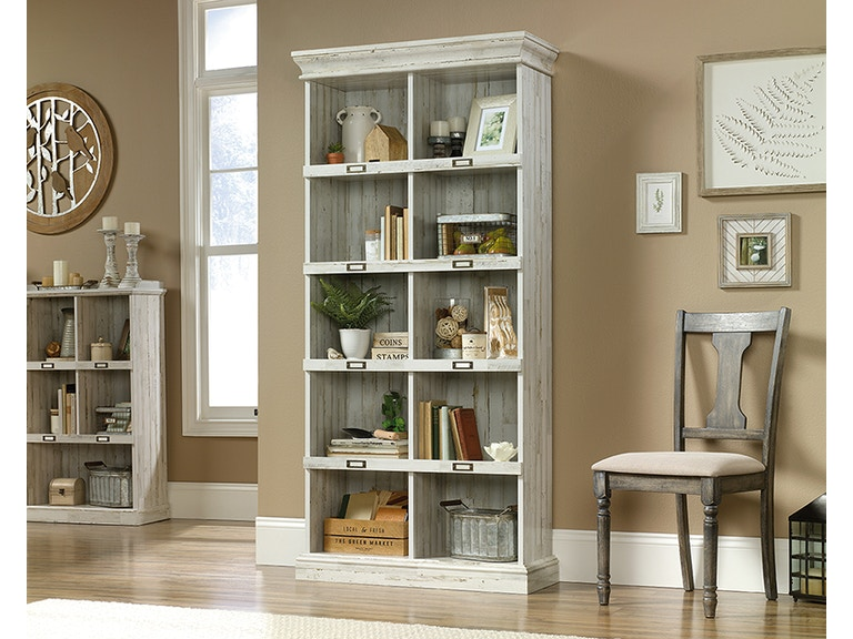 Sauder Home Office Bookcase 423671 At Fiore Furniture Company