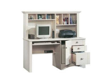 Computer Desk With Hutch 158034