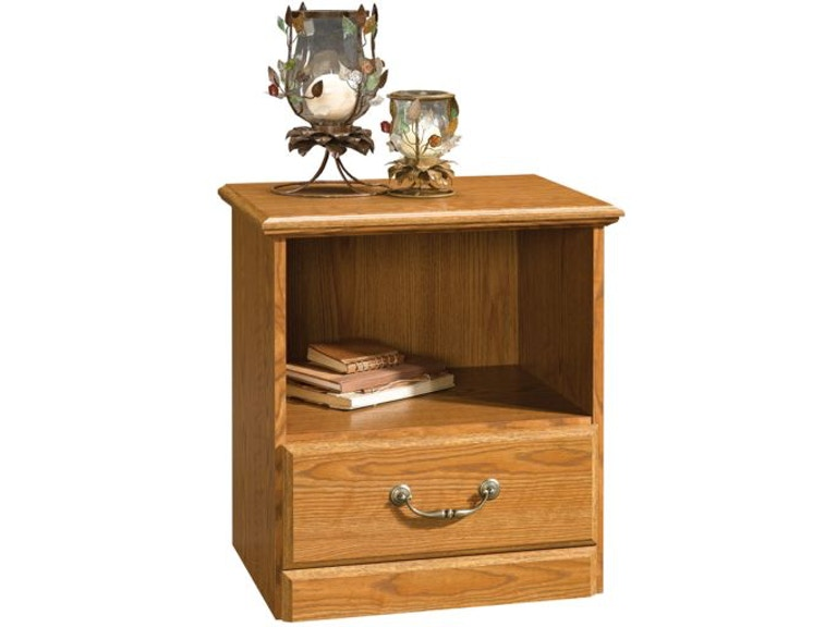 Sauder Bedroom Night Stand 401290 - Joe Tahan\'s Furniture - Utica ...