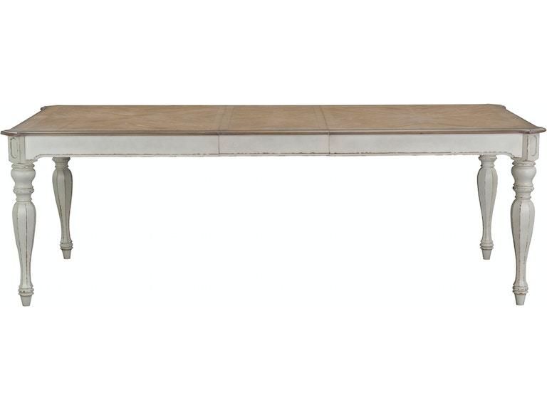 Standard Furniture Dining Room Dining Table 11701 Kamin Furniture Victoria Texas