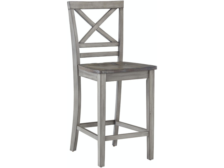 e93a495f856b Standard Furniture Bar and Game Room Counter Height Barstool 12874 at Kamin  Furniture